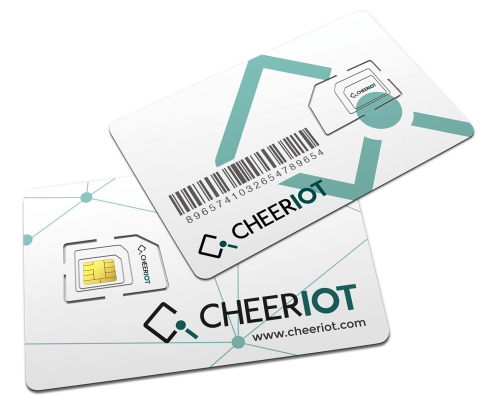 Try our IoT platform now! | CheerIoT